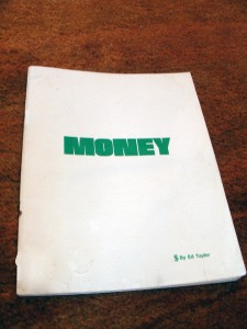 Money, by Ed Taylor