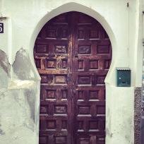 Door in Granada